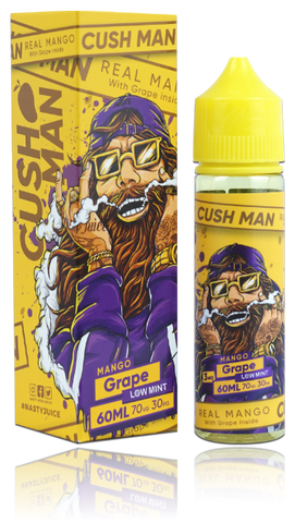 nasty juice cush man series grape mango eliquid uk ecig station