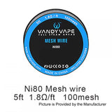 VandyVape Mesh Wire | UK Ecig Station