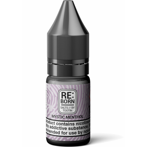 RE:Born - Mystic Menthol Salts By Tootin Juice | UK Ecig Station