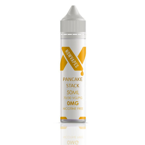 now vapes pancake stack e liquid uk 50ml