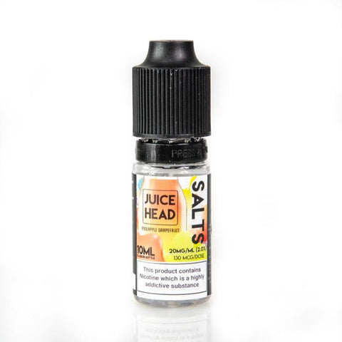 Juice Head Salts - Pineapple Grapefruit | UK Ecig Station