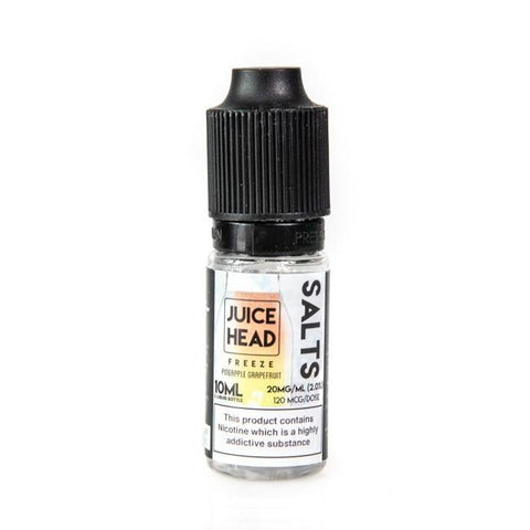 Juice Head Freeze Salts - Pineapple Grapefruit | UK Ecig Station