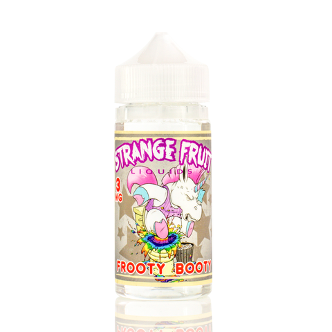 Strange Fruit - Frooty Booty | UK Ecig Station