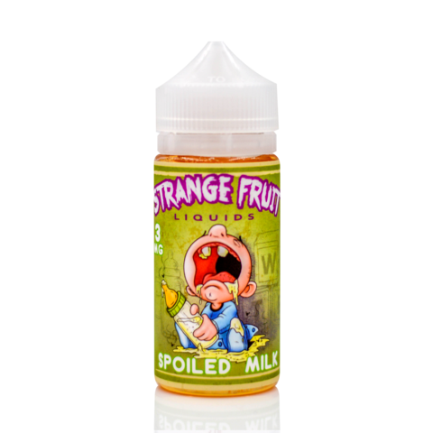 strange fruit spoiled milk eliquid uk