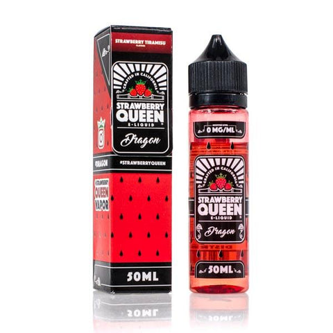 Strawberry Queen - Dragon | UK Ecig Station