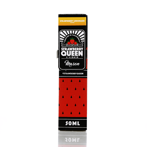 Strawberry Queen - Mason | UK Ecig Station