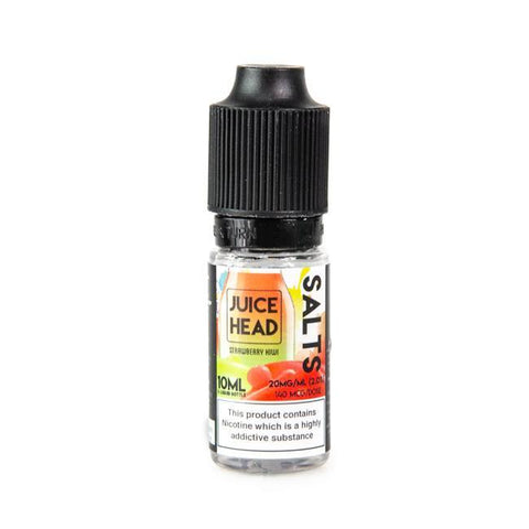 Juice Head Salts - Strawberry Kiwi | UK Ecig Station