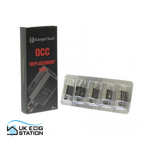 Kanger OCC Vertical Coils - UK Ecig Station