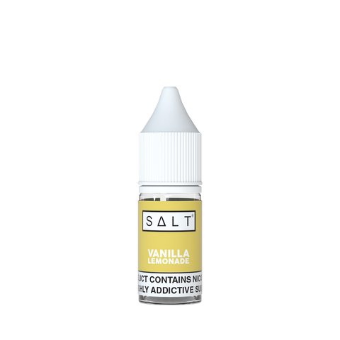 SALT Eliquid - Vanilla Lemonade | UK Ecig Station