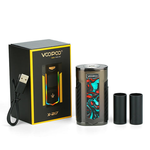 voopoo x217 mod uk ecig station