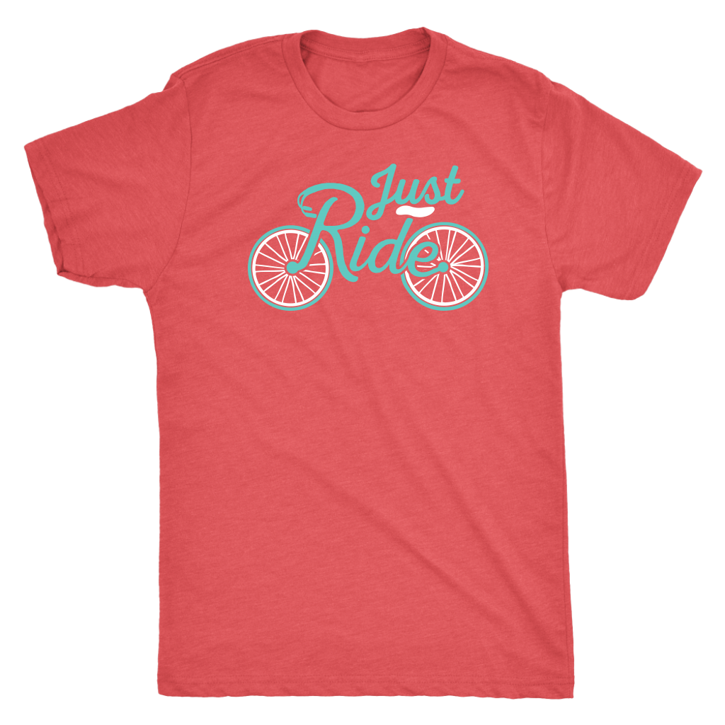 Just Ride T-shirt