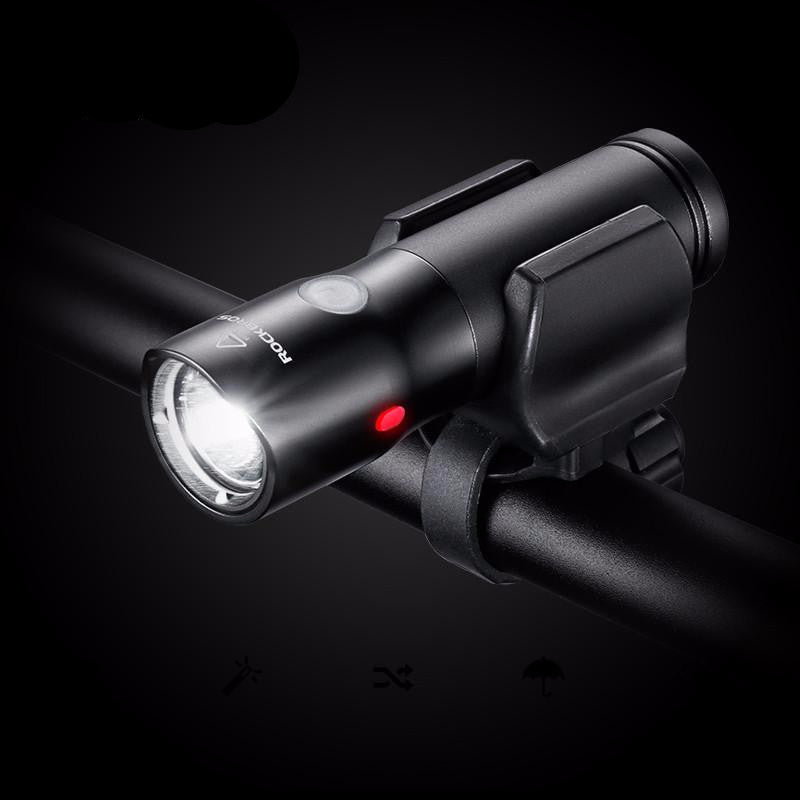Rechargeable Bicycle Front Light & Power Bank