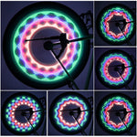Colorful Bicycle Light
