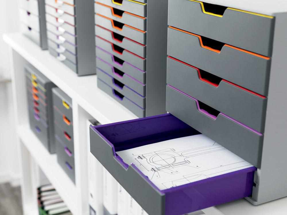 Distinct Designs Tower Organise Drawer Boxes for improved productivity