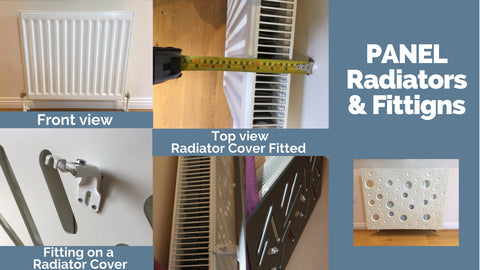 Distinct Designs Panel Radiators Photos and Fittings