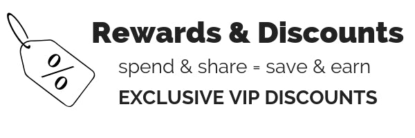 VIP Rewards & Discounts