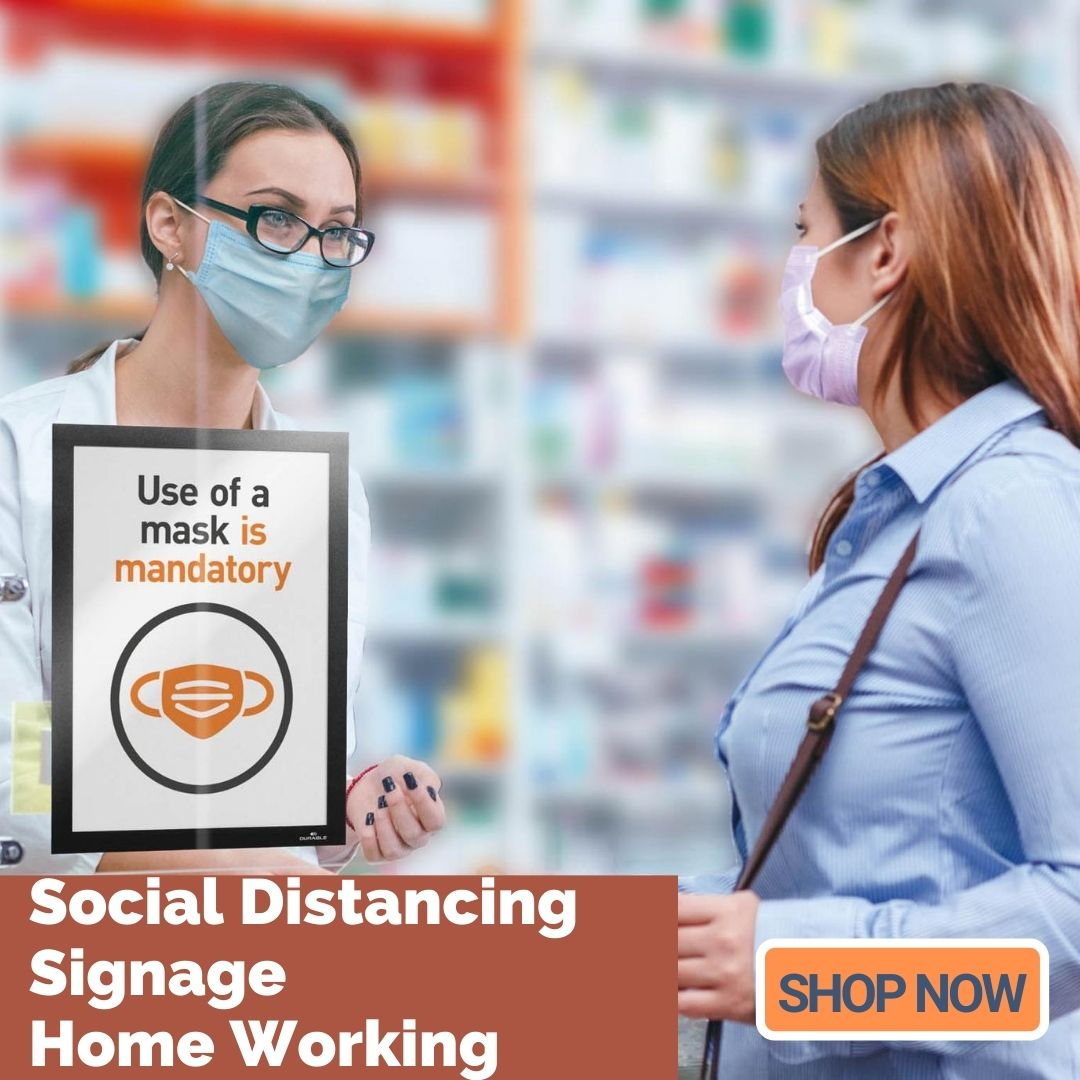 Social Distancing Hygiene Homeworking Product Ranges
