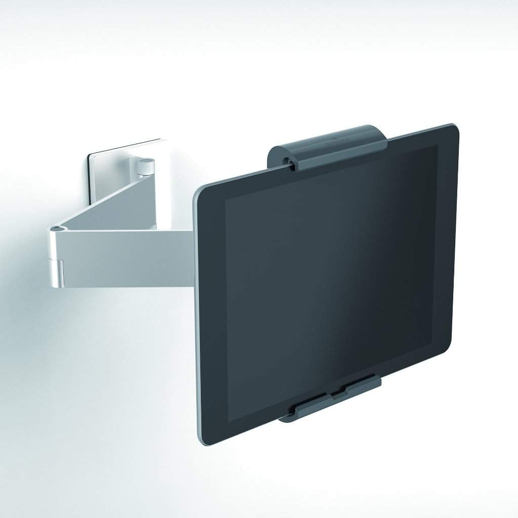 "Premium Quality Aluminium Extendable Wall Arm Adjustable 360 Degree Rotatable 7-13"" Tablet Holder-Distinct Designs (London) Ltd"