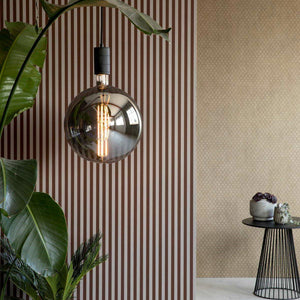 Vintage Oversized GLOBE LED Bulb for Display Table Desk Pendant Light Fixtures-Distinct Designs (London) Ltd