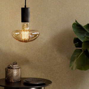 Vintage Oversized MASHROOM LED Bulb for Display Table Desk Pendant Light Fixtures-XXL-Gold-Distinct Designs (London) Ltd