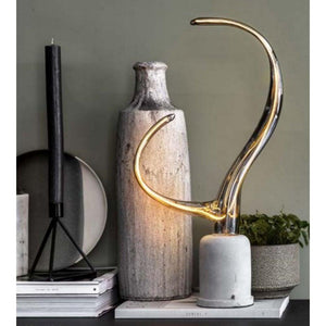 Decorative Oversized Ornamental ANTLER LED Bulb for Display Table Pendant Light Fixtures-Distinct Designs (London) Ltd