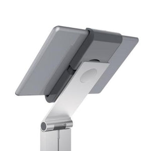 "Premium Quality Aluminium Floor Stand with Adjustable 360° Rotatable Tablet Holder for 7-13"" devices-Distinct Designs (London) Ltd"