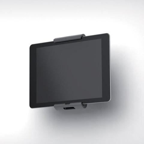 "Premium Quality Aluminium Wall Fixed 360° Rotatable Tablet Holder for 7-13"" inch devices-Distinct Designs (London) Ltd"