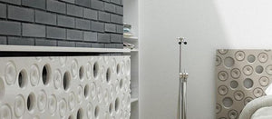 SALE Made to Measure Radiator Top Shelf windowsill White 18 or 28mm Floating Shelves-Distinct Designs (London) Ltd