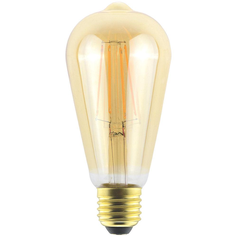 Vintage RETRO LED Bulb for Display Table Desk Pendant Light Fixtures Each-Non-Dimmable-Distinct Designs (London) Ltd