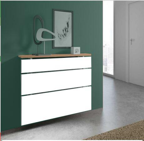 ADD ON Options for Floating Radiator Covers Top and Cabinets Contrasting Colour Finishes-Wood Top Shelf-Distinct Designs (London) Ltd