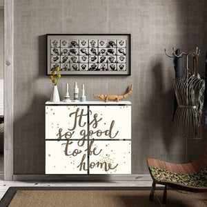 Modern Floating Radiator Heater Cover QUOTES 'So good home Cabinet Design 40-115 high 40-180cm long-75cm-40cm-Distinct Designs (London) Ltd