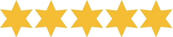 Star Rating for Distinct Designs Products