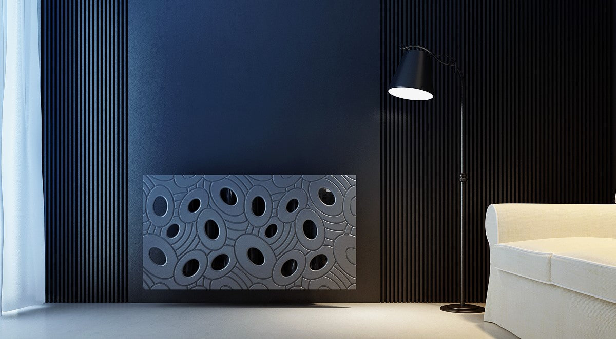 Radiator Cover choices give to customer