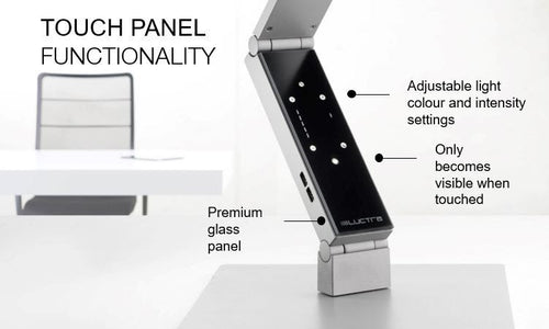 Touch Panel Functionality