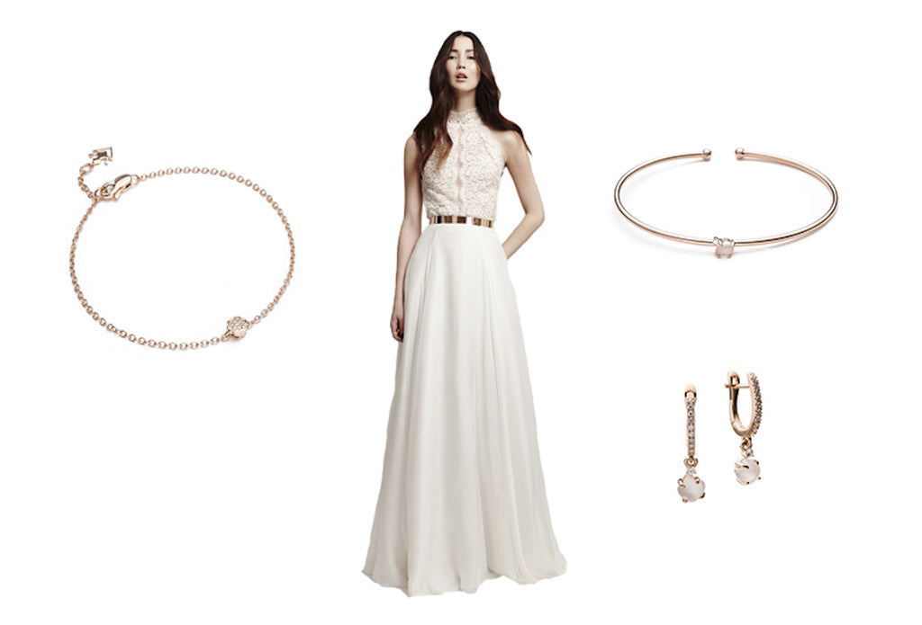VIERI WEDDING: THE DRESS AND JEWELLERY PART 1