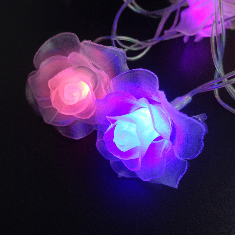 Flowers LED String