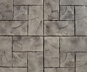 Stamp Concrete Mold:  Ashlar Stone