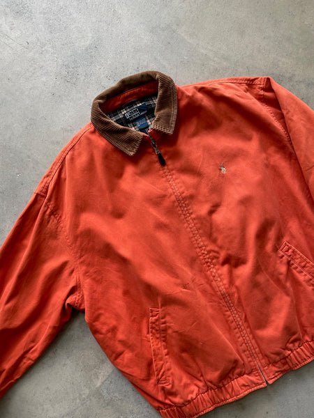 Burberry Burberrys 90s Wool Camel Dad Jacket - fits M