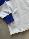 Burberry Thomas Burberry Off White Button Up - size L