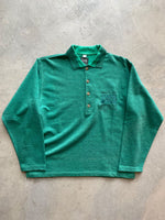 Ralph Lauren Polo Jeans Co 00s Military Green Dad Jacket - size L/XL