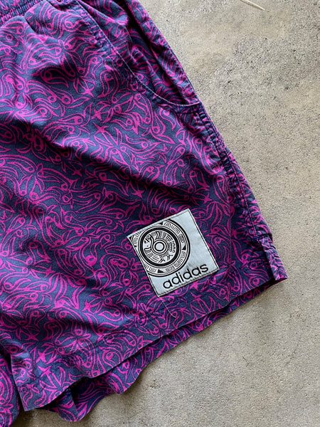 Ralph Lauren Polo 90s Custom Fit Magenta Button Up - fits L