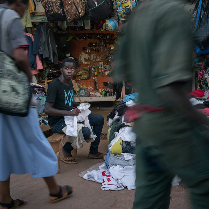 Africa Doesn't Want Your Second-Hand Clothes