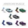 Heel Tread American Muscle Collection