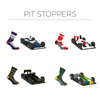 Heel Tread Pit Stoppers Collection