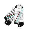 Heel Tread - T16 Low Socks