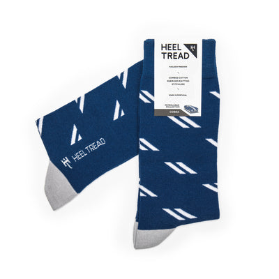 Heel Tread - Cobra Socks