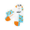 Heel Tread - GT40 Low Socks