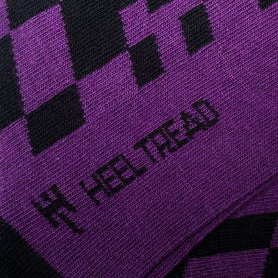 HEEL TREAD - Stingray Socks