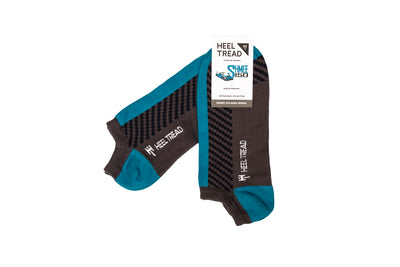 Heel Tread - Shmee's Senna Low Socks