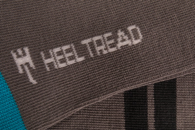 Heel Tread - Eleanor Socks
